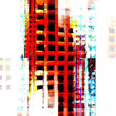 Photograph - Elevation by Barbara Moignard