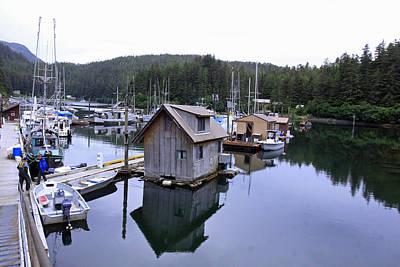 Kitchen Mark Rogan - Elfin Cove Alaska by Shoal Hollingsworth
