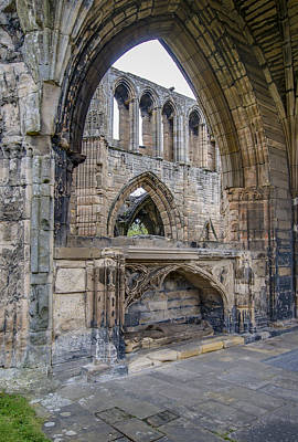 Keith Richards - Elgin Cathedral Community - 14 by Paul Cannon