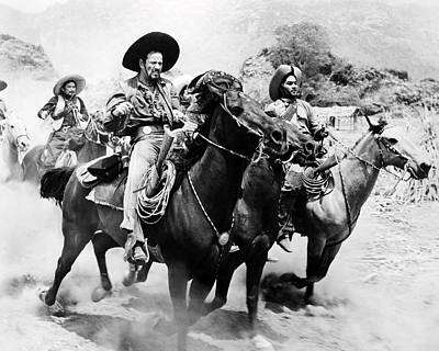 1960 Photograph - Eli Wallach In The Magnificent Seven  by Silver Screen