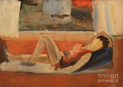 Painting - Elinor 1938 by Art By Tolpo Collection