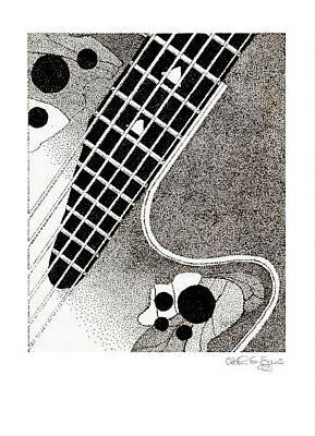 Drawing - Elite by Arthur Eggers