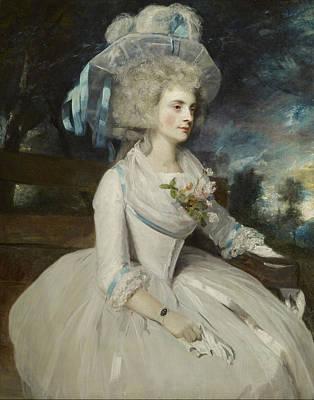 Elizabeth Countess Of Warwick Art Print by Mountain Dreams