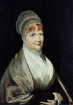 Elizabeth Fry (1780-1845) Art Print