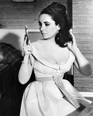 Elizabeth Taylor Photograph - Elizabeth Taylor In The V.i.p.s  by Silver Screen