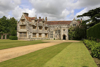 Elizabethan Manor Original by Chris Smith