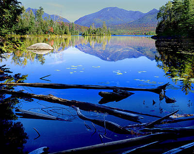 Photograph - Elk Lake by Frank Houck