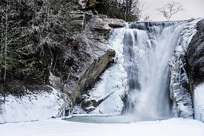 Photograph - Elk River Falls by Randy Scherkenbach