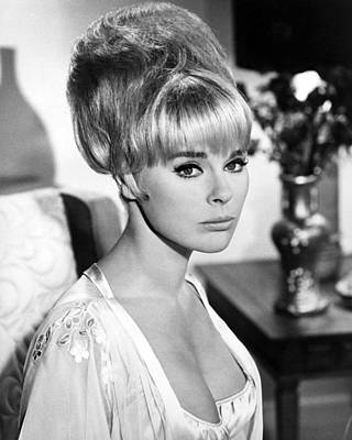 Wrong Photograph - Elke Sommer In Boy, Did I Get A Wrong Number!  by Silver Screen