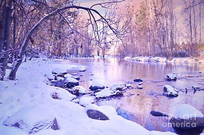 Okanagan Valley Photograph - Ellis Creek On A Sunday Morning by Tara Turner