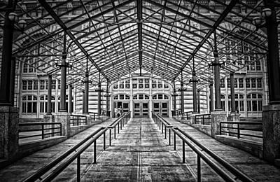 Ellis Island Entrance Art Print