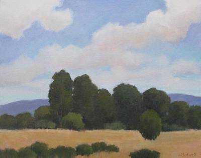 Painting - Ellwood by Jennifer Boswell