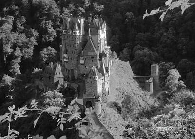 Photograph - Eltz Castle Germany 13 by Rudi Prott