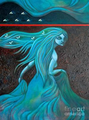 Ba Painting - Eluvies by Paul Hilario