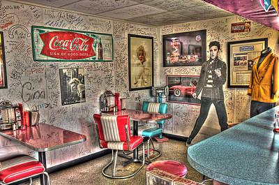 Elvis Is In The Building Original