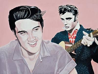 Elvis Original by John Houseman