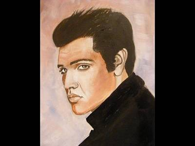 Elvis Original by Lynda Ryan