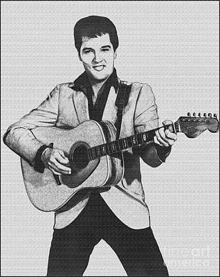 Elvis Presley Original by Ashok Kumar