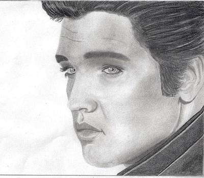 Elvis Presley Original by Chris Mirabella
