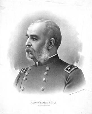 Spanish American War Painting - Elwell Stephen Otis (1838-1909) by Granger