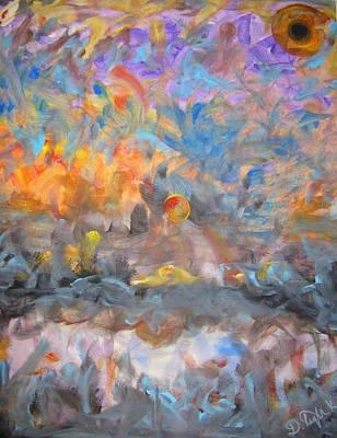 Elysion Fields Art Print by Darryl  Kravitz