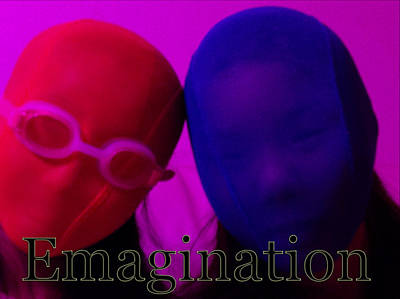 Photograph - Emagination by Paul SEQUENCE Ferguson             sequence dot net