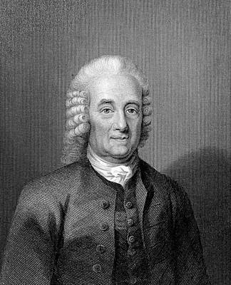 1772 Photograph - Emanuel Swedenborg by Universal History Archive/uig