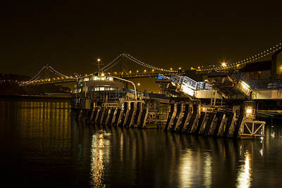 Photograph - Embarcadero Boats by Bryant Coffey