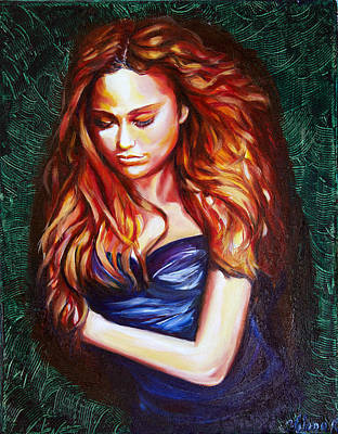 Painting - Embrace Yourself by Yelena Rubin