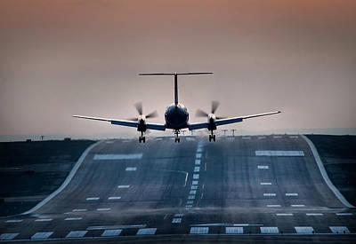 Embraer 120-er Art Print