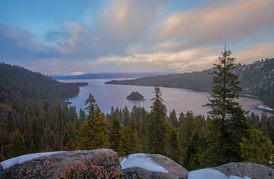 Photograph - Emerald Bay by Jonathan Nguyen
