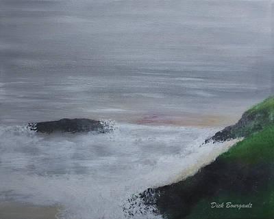 Emerald Isle Art Print