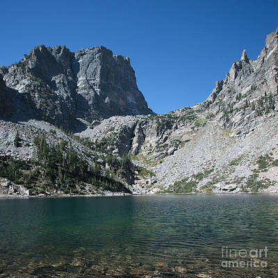 Photograph - Emerald Lake Trail 3 by Kay Pickens
