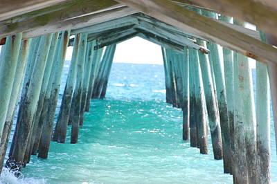 Rebecca West Photograph - Emerald Pier by Rebecca West
