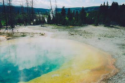 Photograph - Emerald Pool by Jon Emery