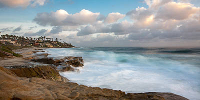 Long Beach Ca Photograph - Emerald Waters - Blue Skies by Peter Tellone