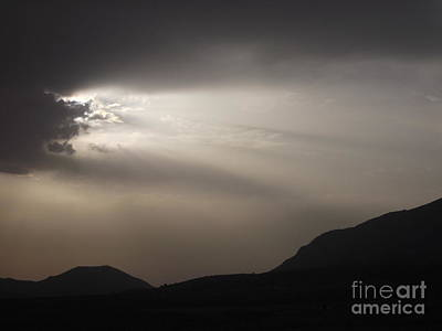 Emergence In Andalusia Art Print by R McLellan