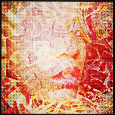 Artography Mixed Media - Emerging by Shawna Cheatham