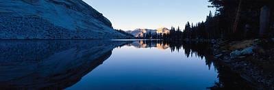 Emeric Lake Yosemite National Park Ca Art Print by Panoramic Images