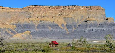 Emery Photograph - Emery Utah by David Lee Thompson