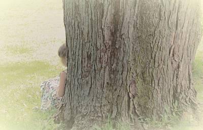 Tree Photograph - Emilie by The Art Of Marilyn Ridoutt-Greene
