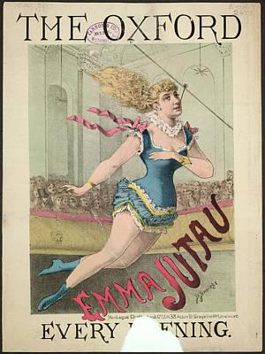 Emma Jutau Art Print