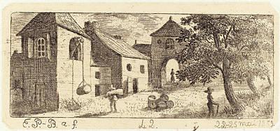 Emmanuel Phélippes-beaulieu French, Born 1829 Print by Quint Lox