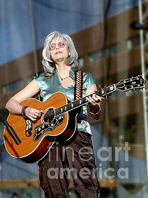 Photograph - Emmylou by George DeLisle