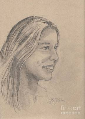 Drawing - Sister by Callie Smith