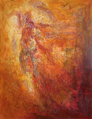 Painting - Emotion Found by Jim Justinick