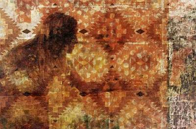 Irena Orlov Painting - Emotional Experience  by Irena Orlov- Daniel Orlov