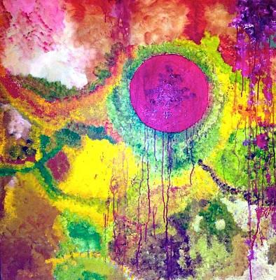 Empathy Painting - Empathy by Lisa S Patti