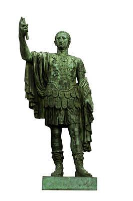 Emperor Marcus Cocceius Nerva Art Print by Fabrizio Troiani