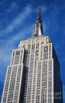 Photograph - Empire State Building - Nyc by Carlos Alkmin